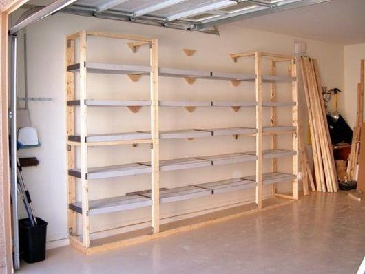 innredning av garasje byggebolig. Black Bedroom Furniture Sets. Home Design Ideas