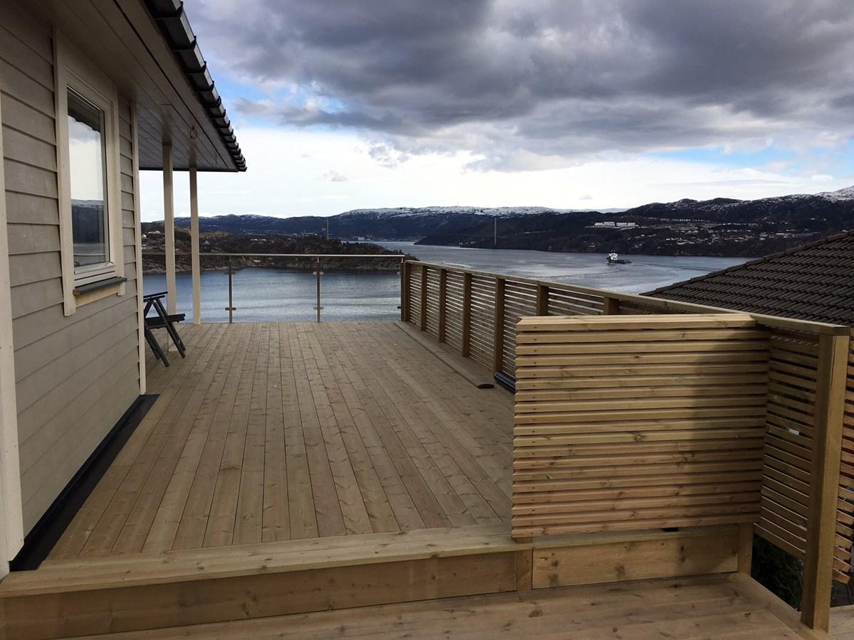 Prosjekt hage 2015-2016, terrasse, platting, hageflekk - 200-300m2 ...