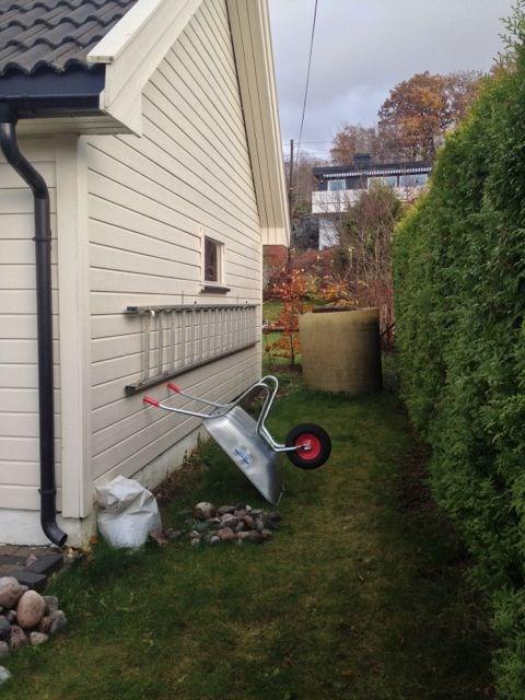 Søke om utendørs trapp til garasje?   byggebolig.no