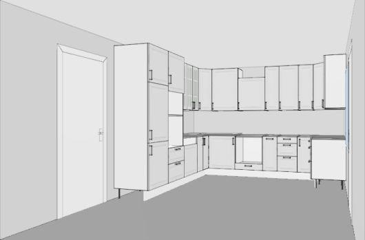 Dypen: Oppgradering av IKEA kjøkken eller kjøpe nytt? - ByggeBolig.no