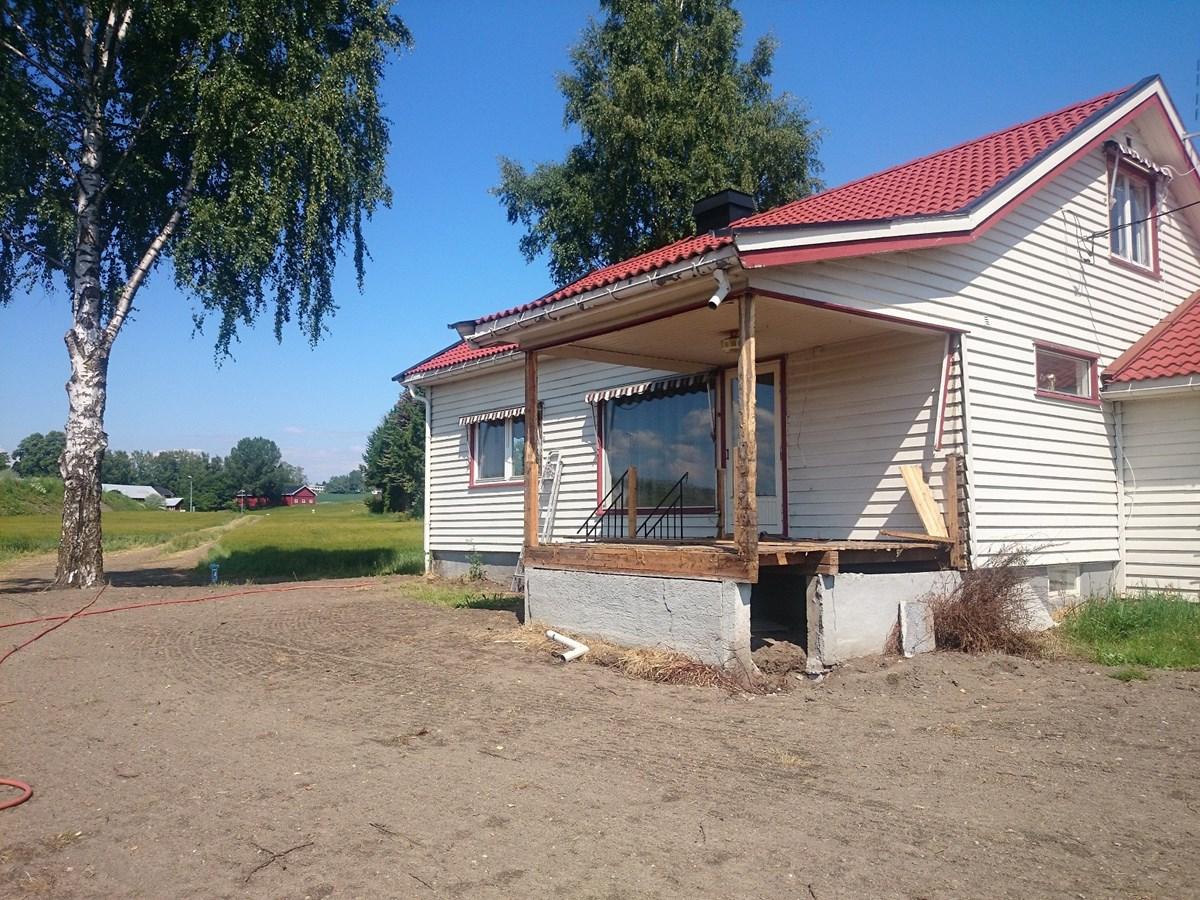 Bilder Terasse trenger ide til utforming av terasse til eldre hus se bilder byggebolig