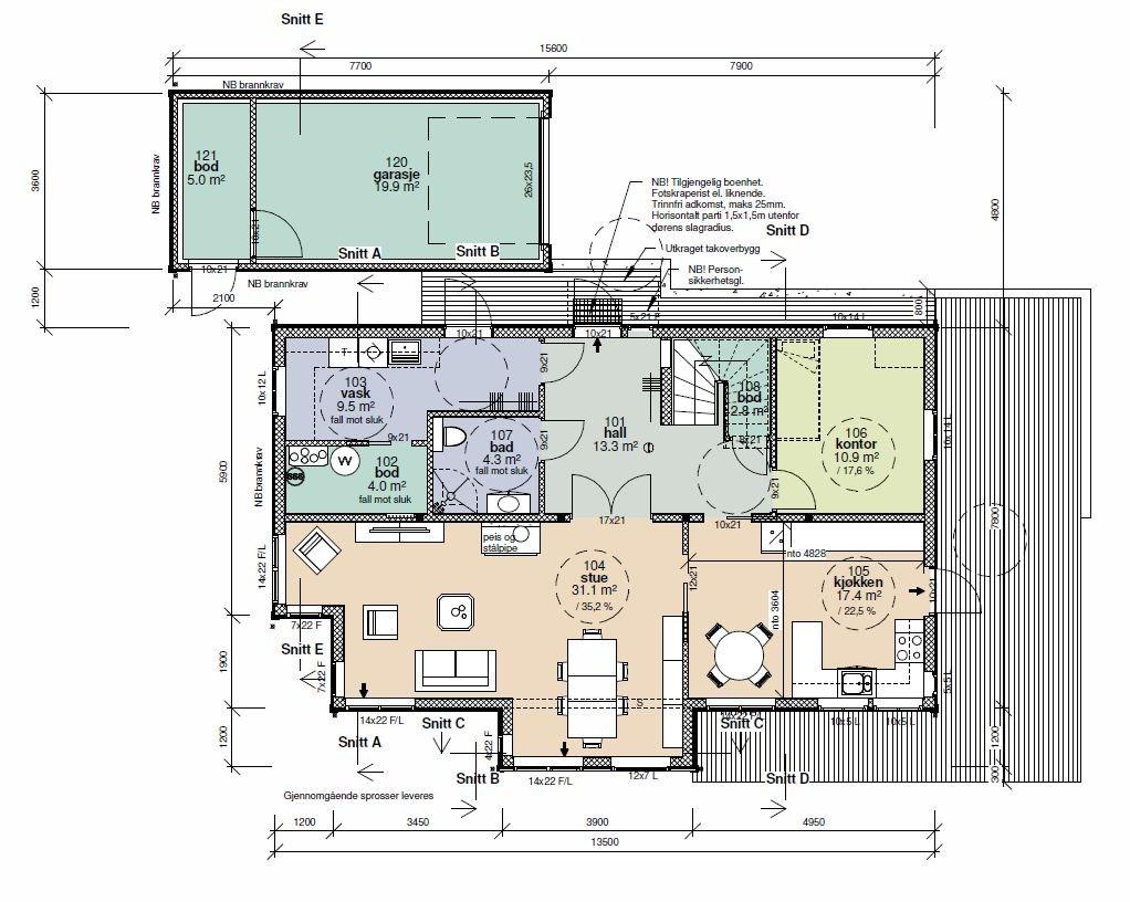 Bygge nytt hus priser
