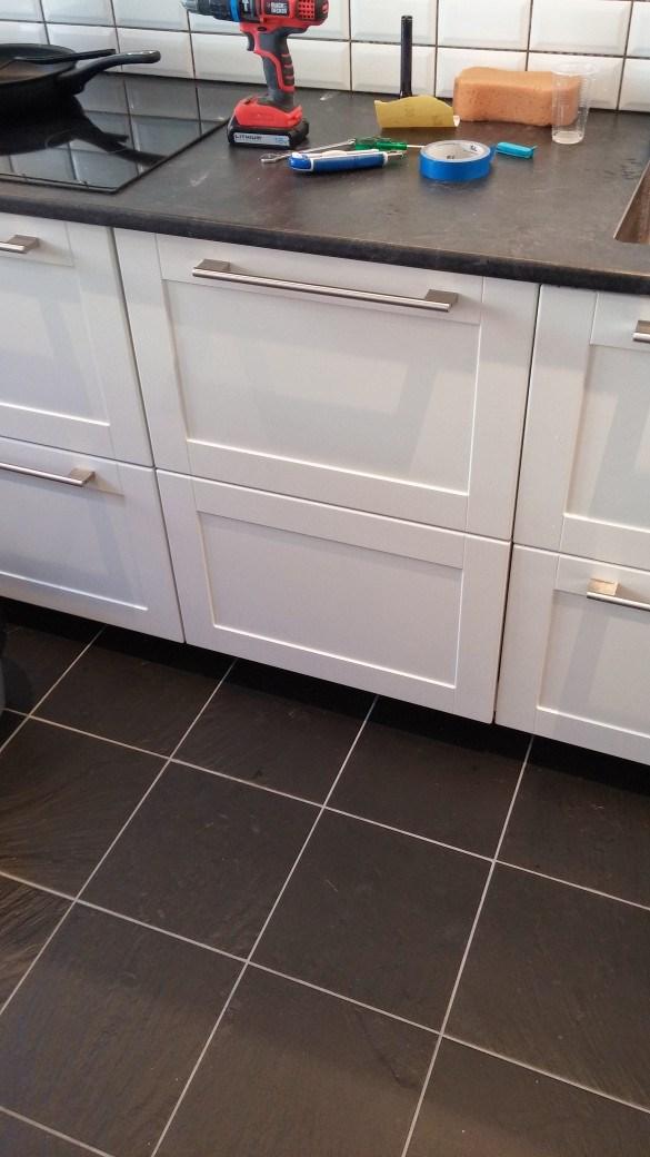 Bosch oppvaskmaskin passer ikke i den nye kjøkkenserien til ikea ...