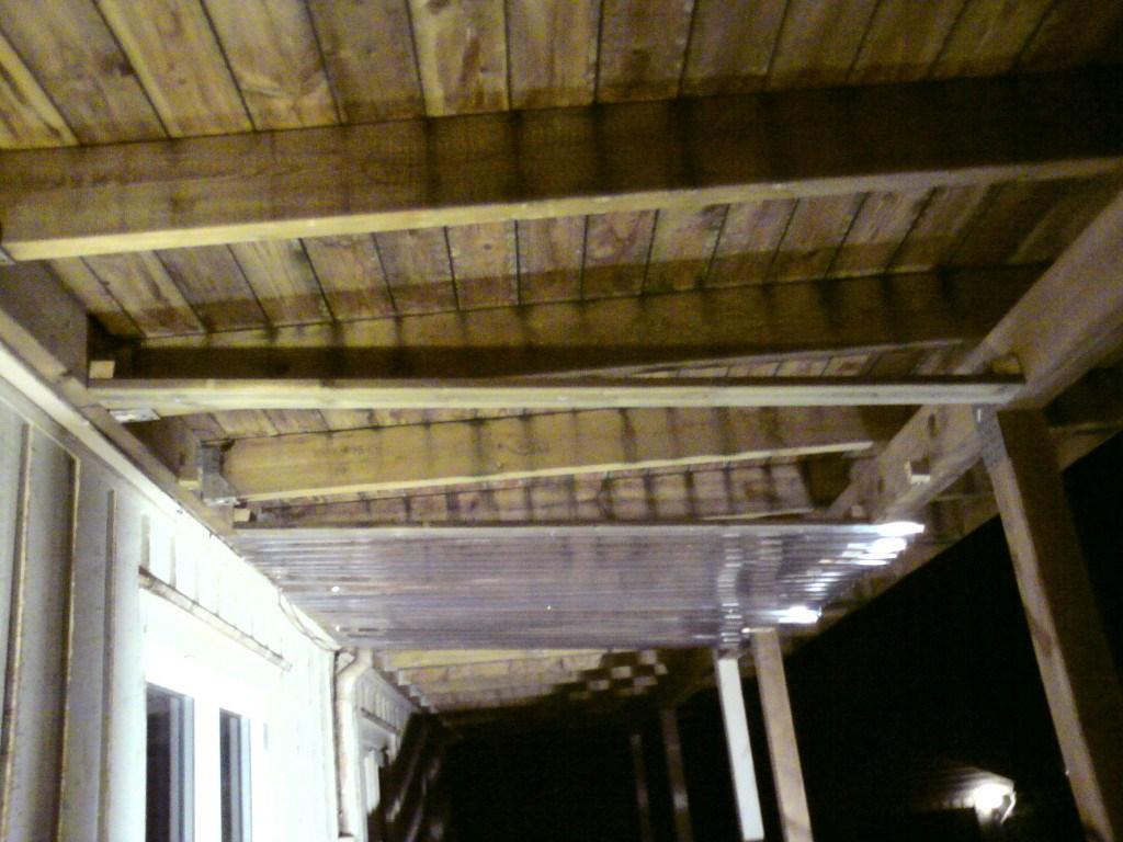 Terrassen Veranda avrenningsplater veranda byggebolig