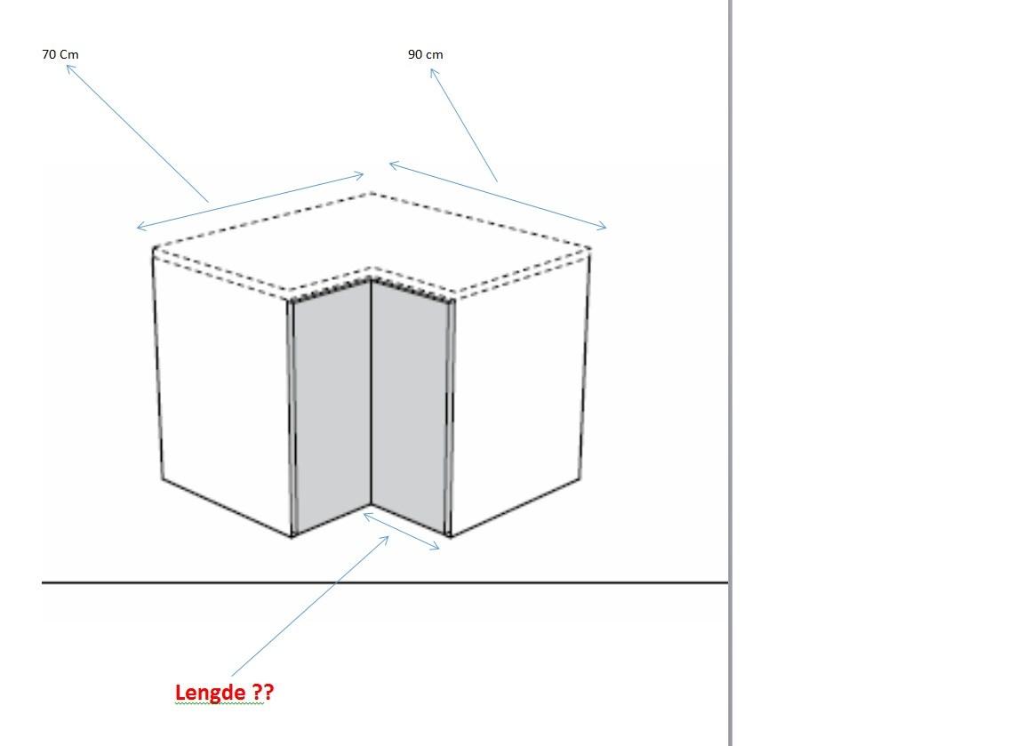 IKEA Faktum (Art 500.454.64) benkehj?rne stamme - ByggeBolig