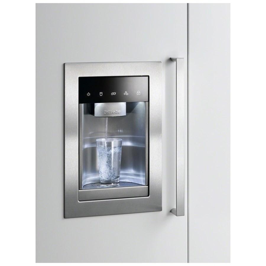 Integrert fryseskap med isbitmaskin? - Miele-Gefrierschrank-F-1472-VI ...