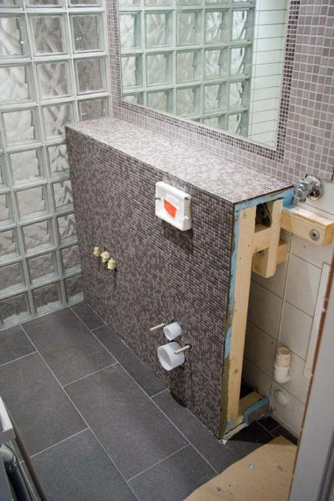 Vegghengt innbygningstoalett eller frittstående - ByggeBolig : vegghengt toaletter : Inredning