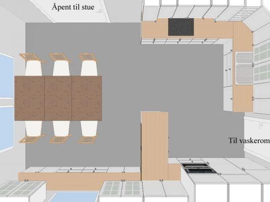 Valg av kjøkken   byggebolig.no