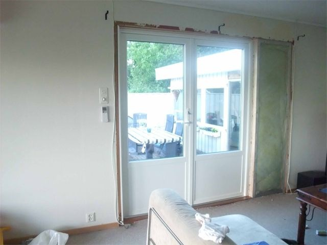 Hausken: oppussing av stuen   byggebolig.no