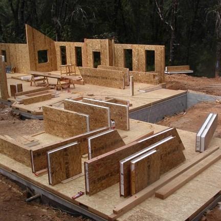 Ferdig hus bygging med sip panel byggebolig for Sips panel prices