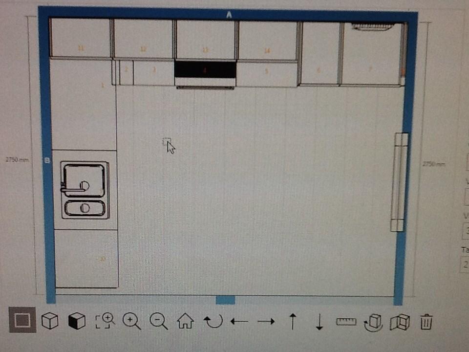 Ikea hj?rneskap - ByggeBolig