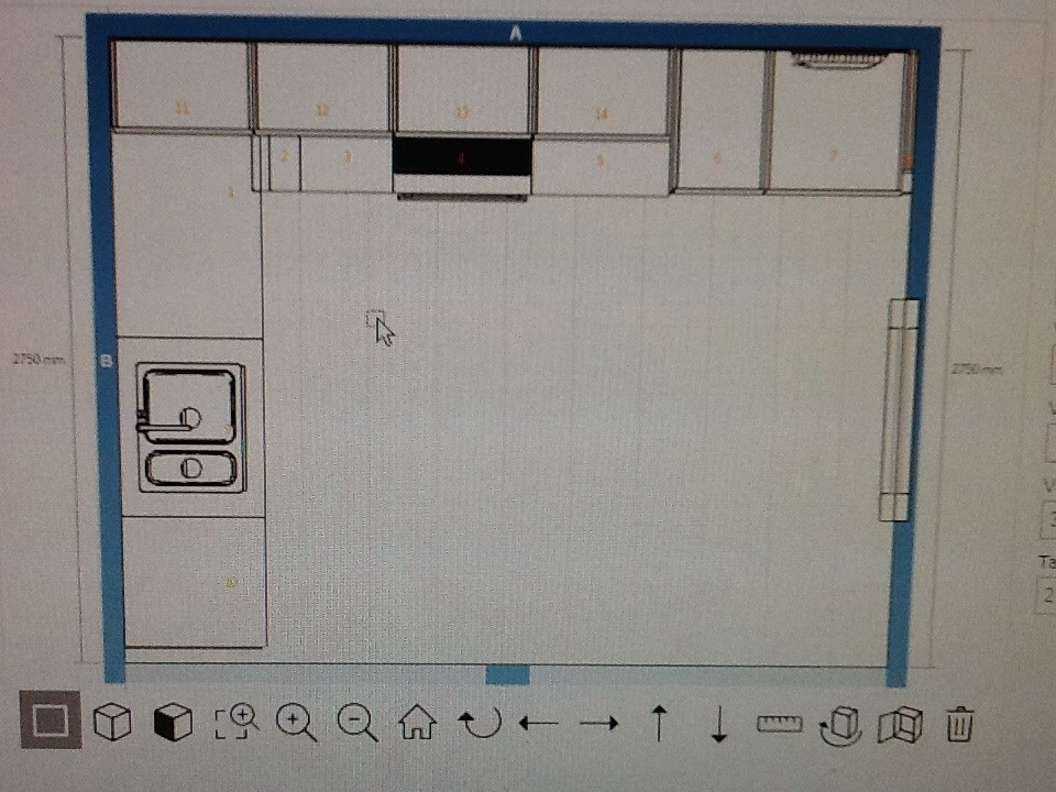 Ikea hjørneskap - ByggeBolig