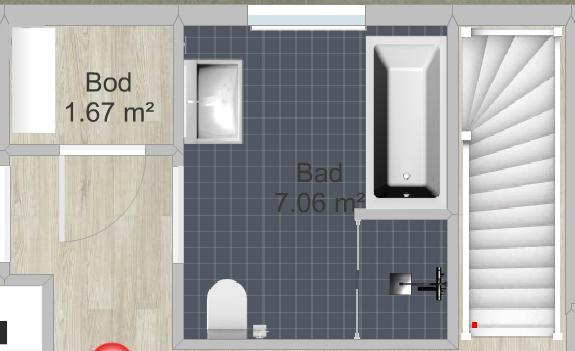 Forslag til innredning av bad? nybygg   byggebolig.no