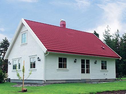 Kostnaden enkelt hus bygging