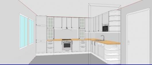 Hjelp til planlegging av IKEA kj?kken - side 32 - ByggeBolig