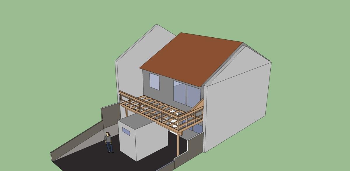 Terrasse, veranda eller altan?   byggebolig.no