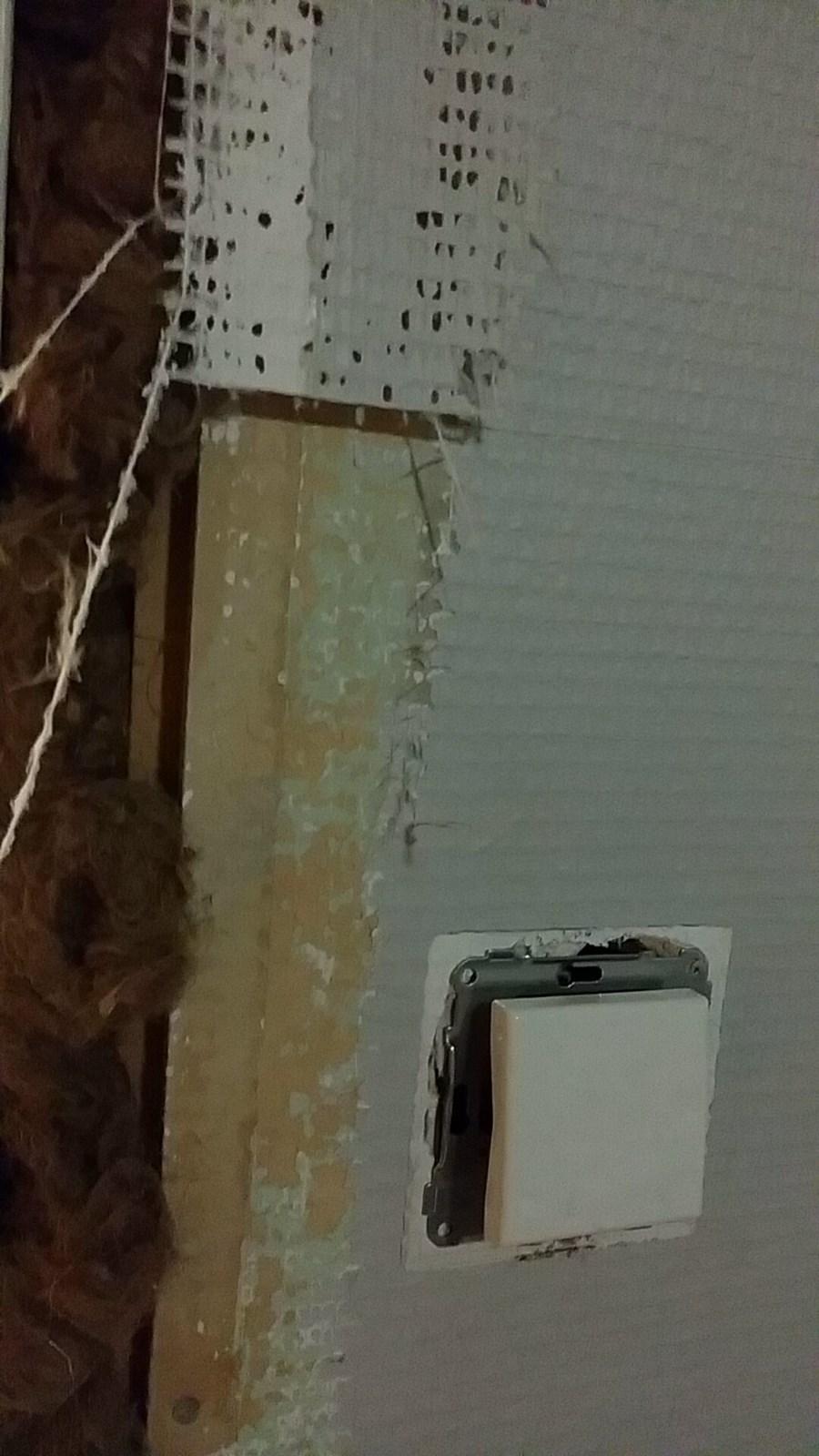 Tips til oppussing av vegger i stue og soverom.