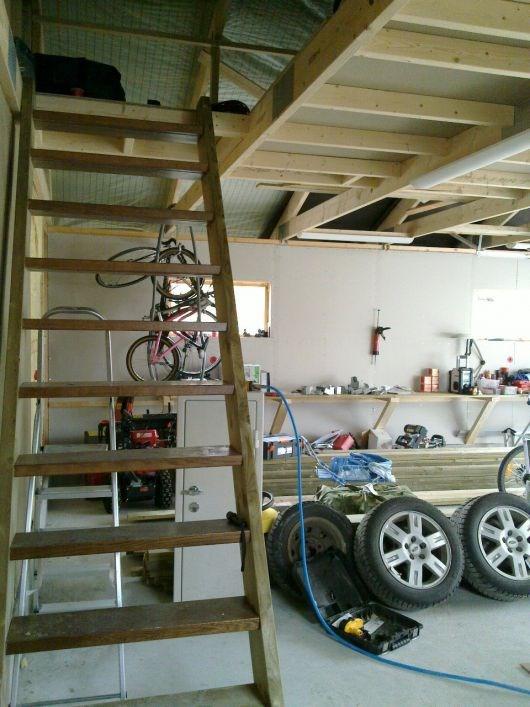 Byggebob garasjeblogg: dobbel garasje 7x7m med w takstol ...