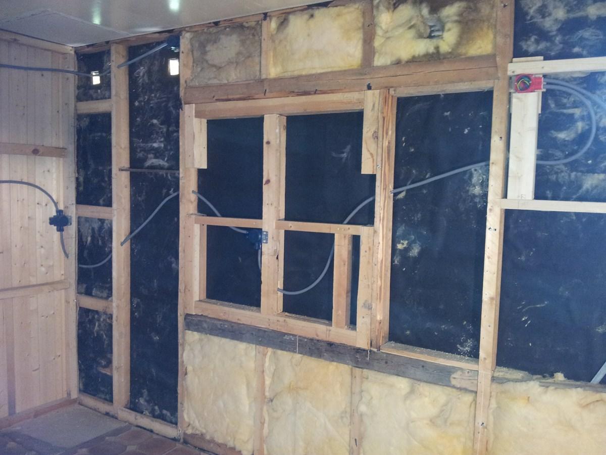 Gulv og vegg spørsmål ved rehabilitering av kjøkken - ByggeBolig