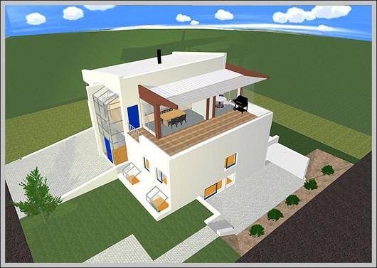 Tegneprogram: Tegne hus, planløsning, interiør, uterom - 2F.jpg ...