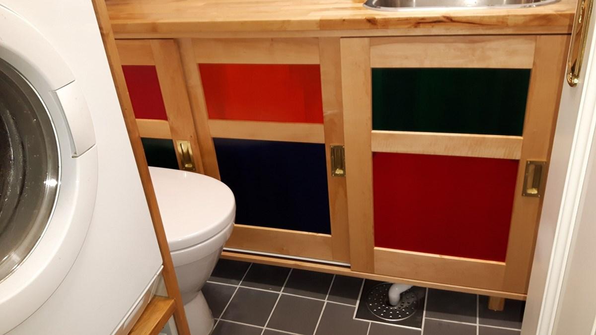 Norges minste vaskerom - total oppussing - side 10 - ByggeBolig