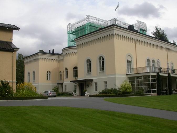 Historiske hus en reise og litt historie for Villa wedel