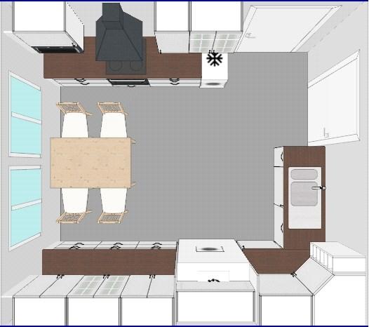 Hjelp til planlegging av IKEA kj?kken - side 22 - ByggeBolig