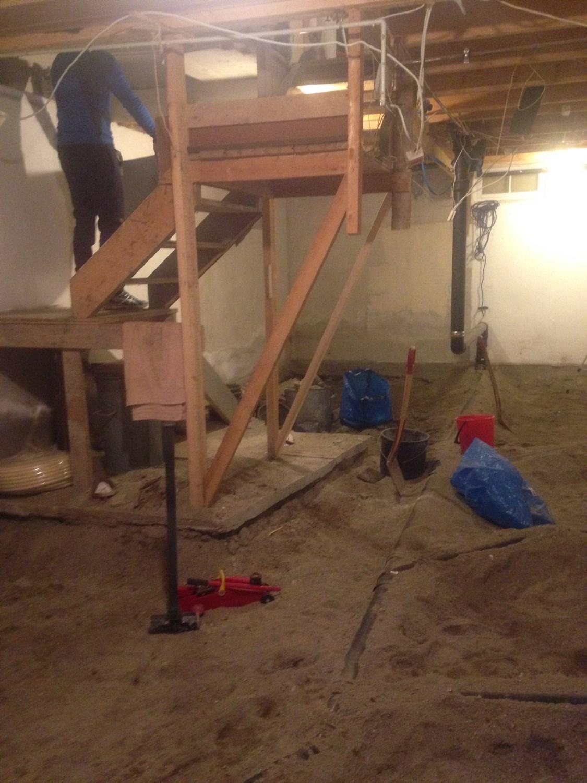 Renovering av 2 bad + kjeller og nytt bad i kjeller - 20150121 ...