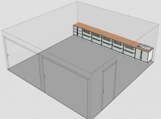 Bruke IKEA kjøkkeninnredning som arbeidsbenk - ByggeBolig