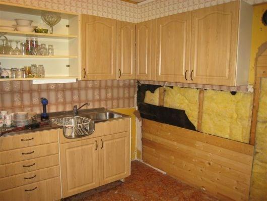 Stig : oppussing av mitt kjøkken   byggebolig.no