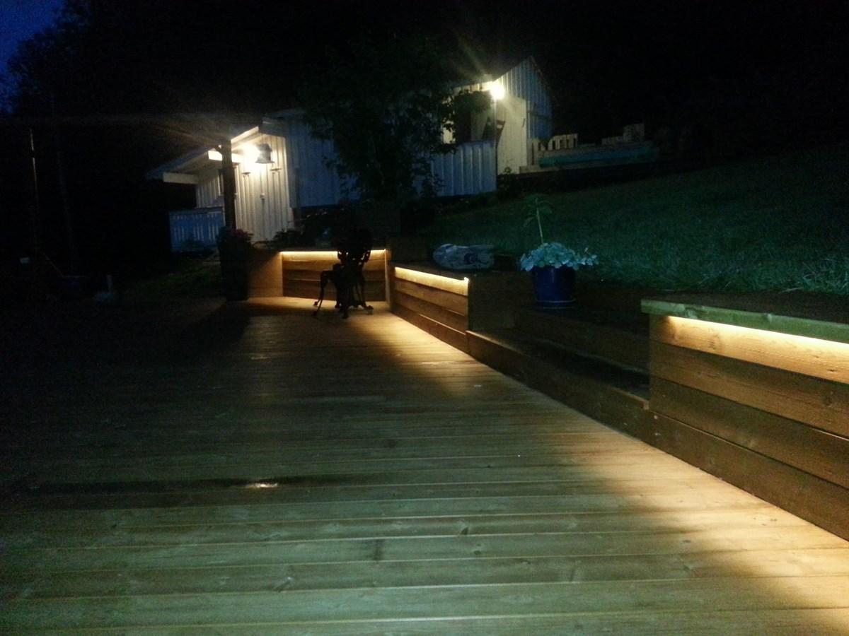Vis frem ditt lysprosjekt! - Kreativ bruk av belysning - ByggeBolig