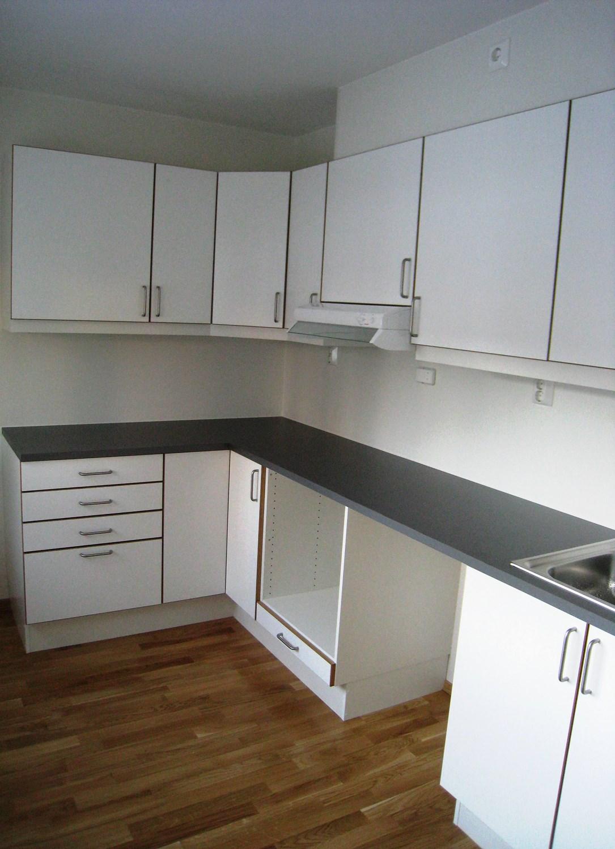 Ubrukt sigdal casa eik kjøkkeninnredning selges rimelig byggebolig