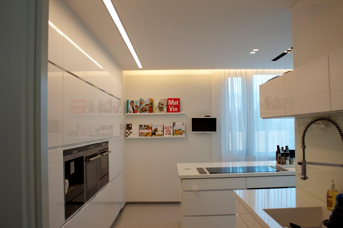 Belysning av nytt hus ingen spotter trenger inspirasjon ...