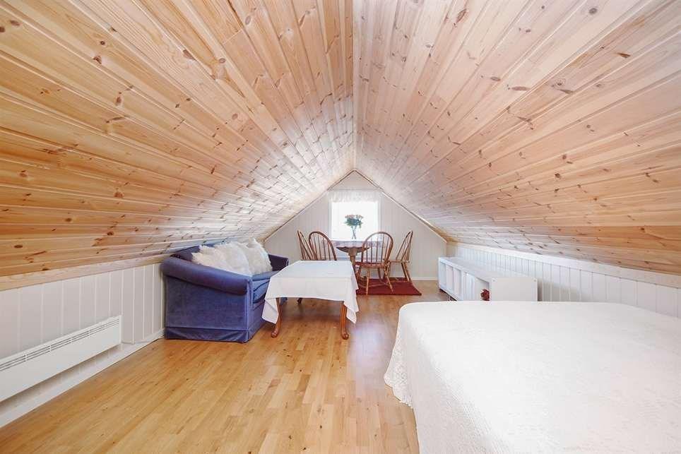 Bygge soverom på nåværende kaldtloft med lav takhøyde   byggebolig.no