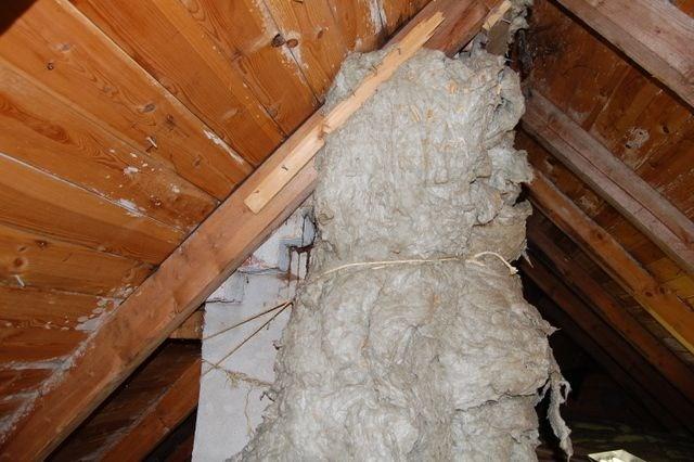 Ønske om ombygging av kaldt loft til varmt + hjelp til å fjerne ...