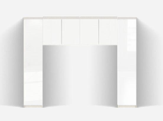Pax garderobe, mangler 1 cm - ByggeBolig