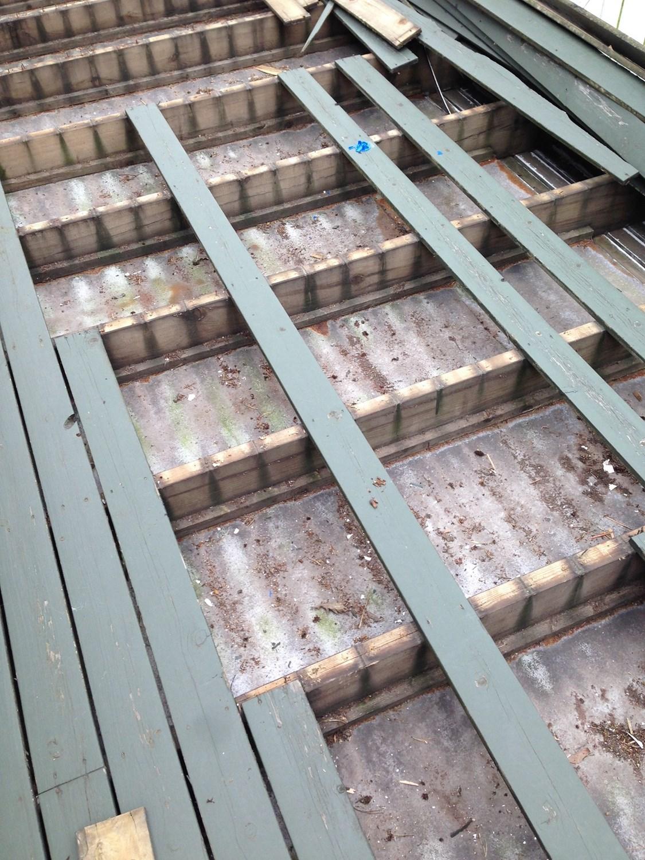 Tette altan mot undersiden - ByggeBolig