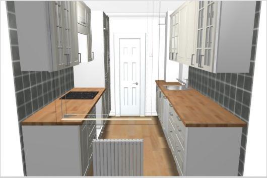 Torsteinaa: innspill på vårt 2,3 x 3,0 meter ikea kjøkken ...