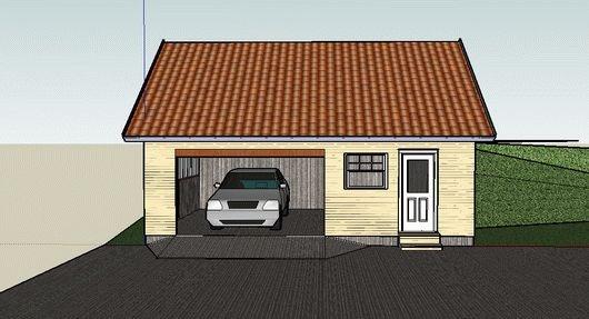 Sted, hvor jeg bor: Hus tegneprogram