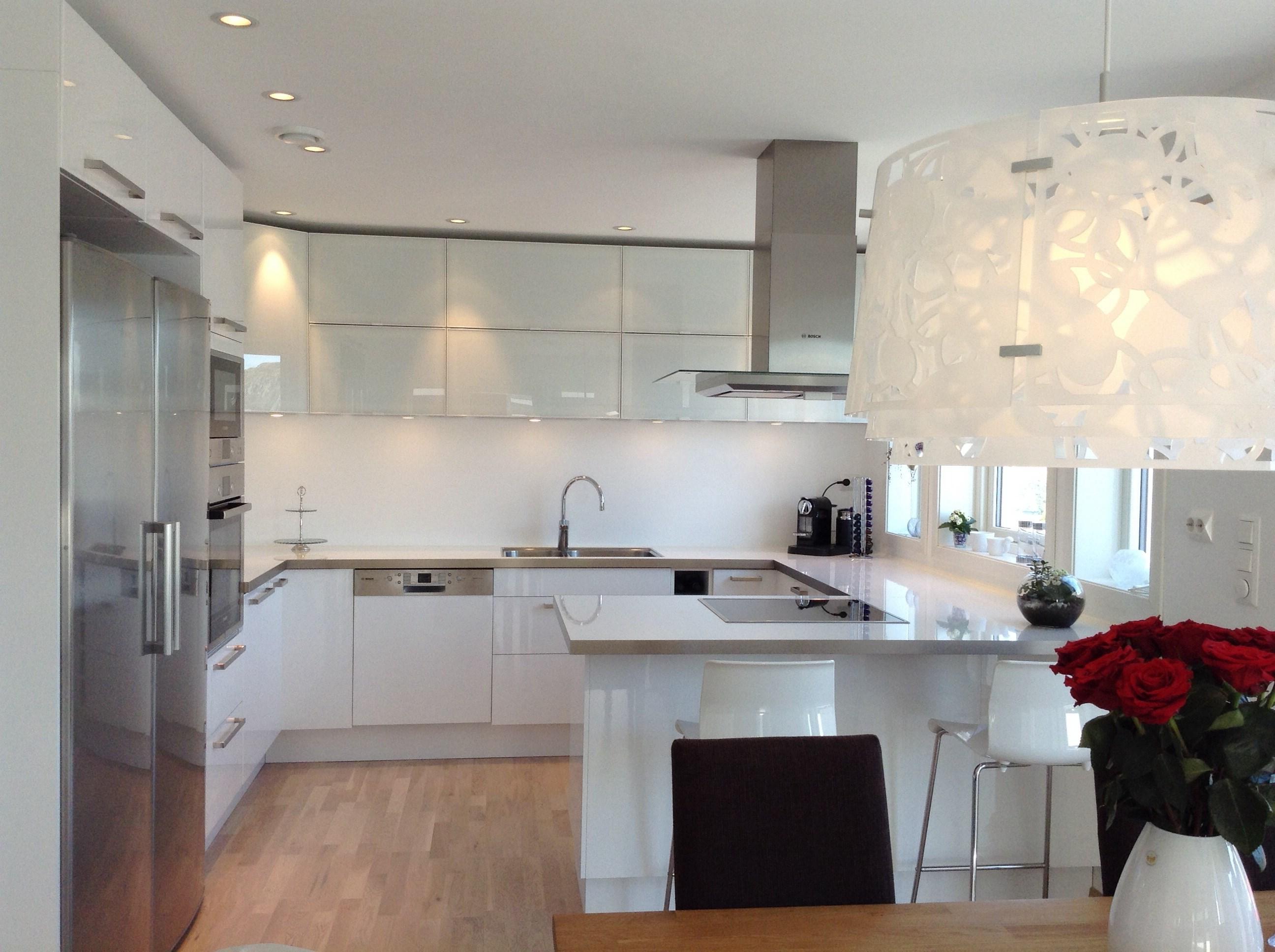 Bilder og erfaringer med nye (2013) kjøkken fra IKEA? - ByggeBolig