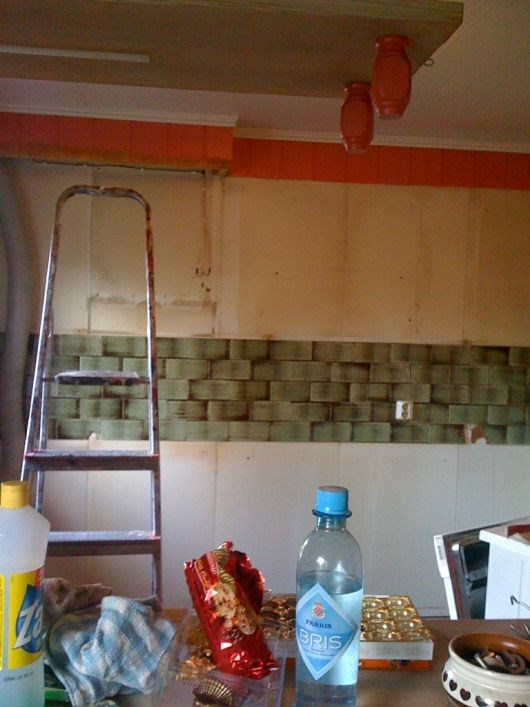 Erlend74: innspill på vår kjøkkenløsning   byggebolig.no