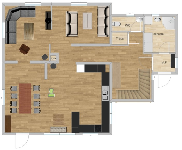 Restaurering og tilbygg av gammelt hus - ByggeBolig