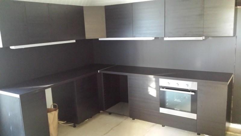 Cheffen: ikea kjøkken med tilpasning   byggebolig.no