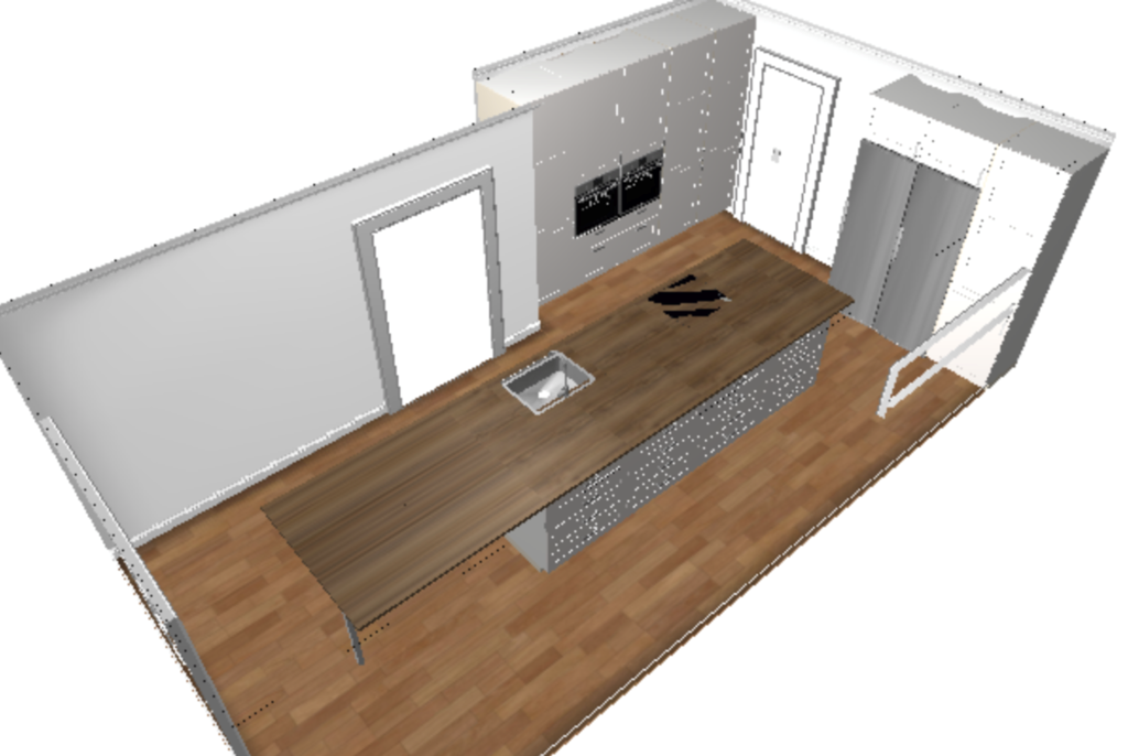 Kjøkkenøy til både arbeid og spising   erfaringer?   byggebolig.no