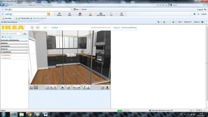Vårt kjøkken: ikea sort høyglans   byggebolig.no