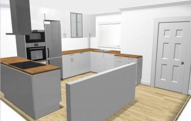 Mitt første kjøkken byggebolig.no