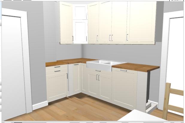 Skal bygge kjøkken (IKEA) for første gang - ByggeBolig.no
