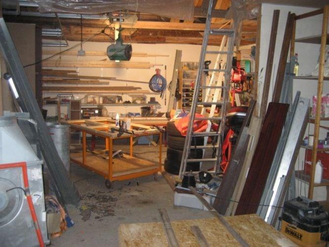 Tommy`s garasje/snekkerverksted   byggebolig.no