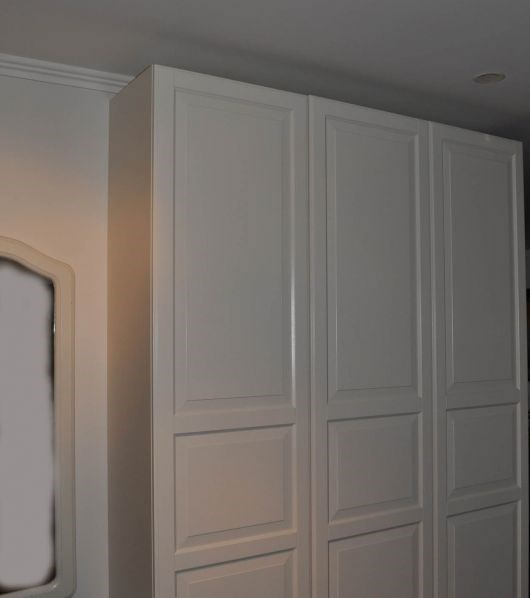 hvordan best bygge inn ikea pax garderobe byggebolig. Black Bedroom Furniture Sets. Home Design Ideas