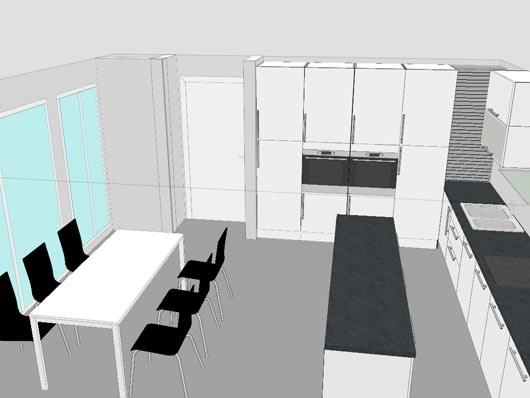 Hjelp til planlegging av IKEA kjøkken - ByggeBolig.no